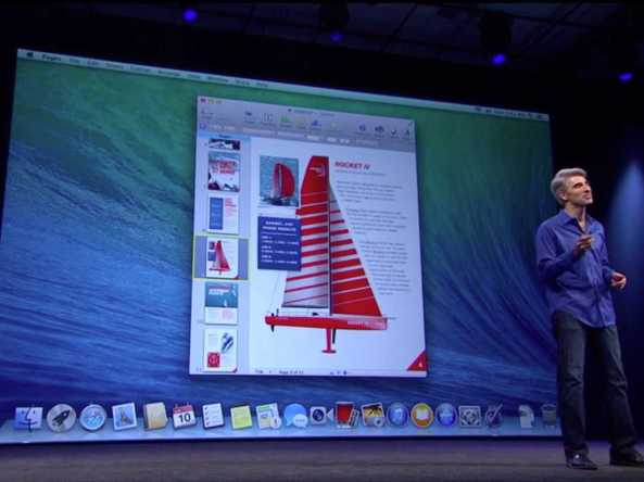 wwdc os x preview